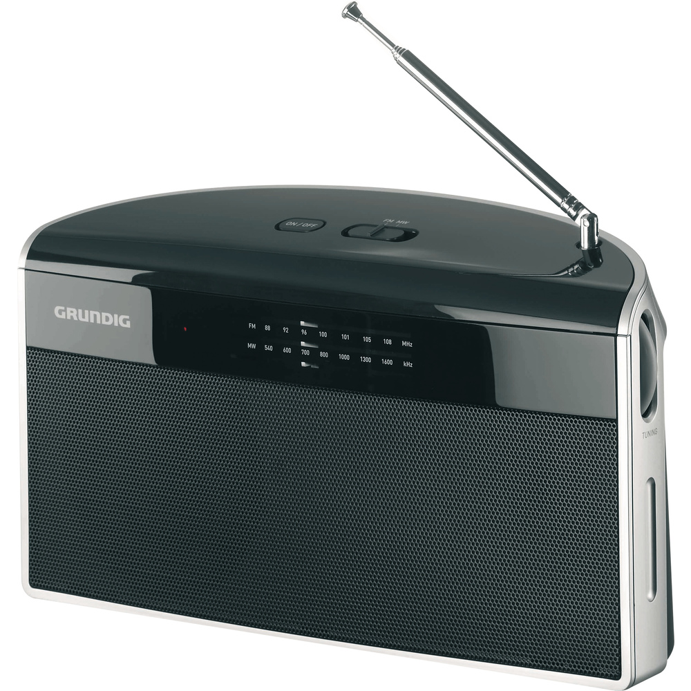 GRUNDIG Music 80 PŘENOS RADIO FM/AM Music 80 PŘENOS RADIO FM/AM