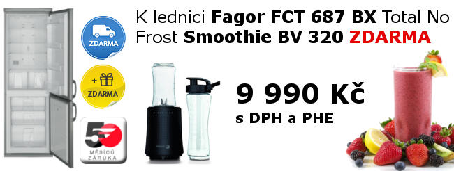 FCT 687 BX + smoothie electro